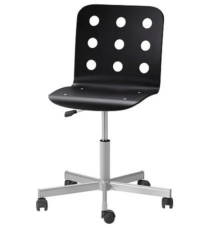 modern task chairs by IKEA