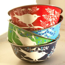 contemporary bowls by Nkuku