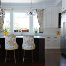 Traditional Kitchen by Galileo Construction Inc.