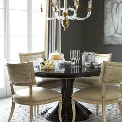 Calabria Dining Table & Nikita Dining Chair -