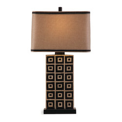 Bassett Mirror - Bassett Mirror Lakota Table Lamp - Lakota Table Lamp