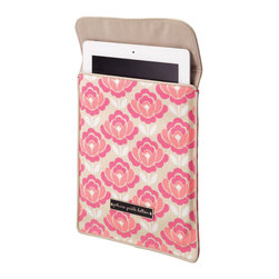 Petunia Pickle Bottom - On Sale Stowaway iPad Sleeve - Flowering Firenze - Stowaway iPad Sleeve - Flowering Firenze