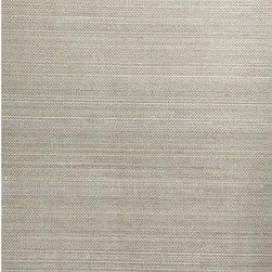 Ayako Sage Grasscloth Wallpaper - A fine grasscloth wallpaper, woven atop a natural sage green hue.