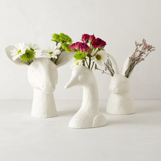 Eclectic Vases by Anthropologie