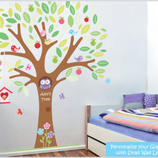 Modern Kids Wall Decor by Bright Star Kids