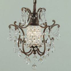 Verdi One Light Chandelier