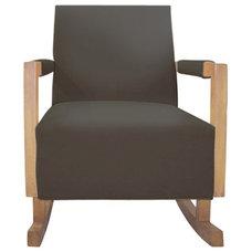 Modern Rocking Chairs And Gliders by Kirsten Krason
