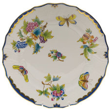 Traditional Dinner Plates by appointmentsatfive.com