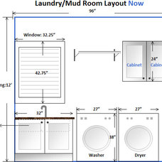 laundry room layout - Google Search