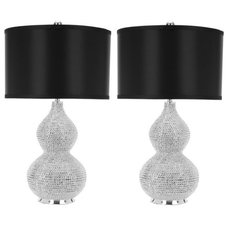 Contemporary Table Lamps by Overstock.com