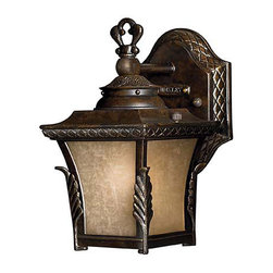 Hinkley Lighting - Hinkley Lighting 1936RB-LED Brynmar Regency Bronze Outdoor Wall Sconce - Hinkley Lighting 1936RB-LED Brynmar Regency Bronze Outdoor Wall Sconce