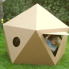 modern outdoor playsets by Paperpod