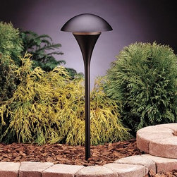 "Kichler Lighting 15236TZT Eclipse Path Garden Pathway Light - Get 10% discount on your first order. Coupon code: ""houzz"". Order today."