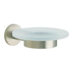 KOHLER - KOHLER K-14461-BN Stillness Soap Dish - KOHLER K-14461-BN Stillness Soap Dish in Brushed Nickel