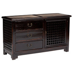 asian buffets and sideboards by High Fashion Home