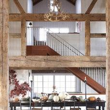 Barn Home Interior Styles
