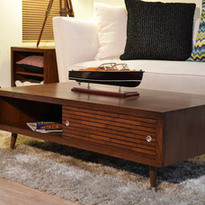 Modern Coffee Tables by Woodwaves Inc.