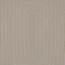 "Loloi - Loloi Indoor Outdoor IO-01 (Beige) 7'10"" Round Rug - Hand-braided in China of 100% polypropylene, the In/Out collection offers a fun and simplistic look. This easy-to-place collection works nicely in an interior space or outdoors, and is available in an array of both neutral and vibrant colors."