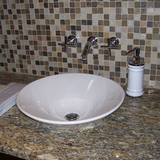 Modern Bathroom Sinks by Architectural Justice