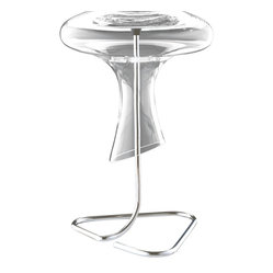 Frieling - Dryer Stand - This kitchen countertop stand is an inventive way to air-dry your specialty glassware or other uniquely shaped accessories. It features a sturdy base and a rubber-tipped arm, which keeps the inverted item secure as it dries.