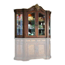 Traditional China Cabinets & Hutches: Find Curio Cabinets and Kitchen Hutch Designs Online