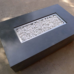 Concrete Fire Pits and Fireplace Surrounds - concretepete 2013