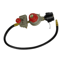 King Kooker - King Kooker 45033 Hose/Regulator with Timer Multicolor - 45033 - Shop for Accessories and Parts from Hayneedle.com! About King KookerKing Kooker embodies the spirit of Cajun cooking - they know how to make delicious food and they want to share it with you and yours. With a full range of products designed to help you boil seafood simmer gumbo or jambalaya fry fish steam clams deep-fry turkey and tackle traditional grilling tasks King Kooker has everything you need to celebrate good eatin'. High-quality materials and experienced design mark a well-made outdoor product and King Kooker a-bayou-t as good as it gets.