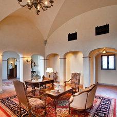 Traditional Living Room by Dorado Designs