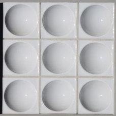 Modern Tile by Filmore Clark