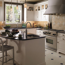 Traditional Kitchen Cabinets by Columbia CabinetWorks