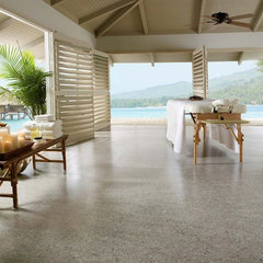 tropical floors by Paul Anater
