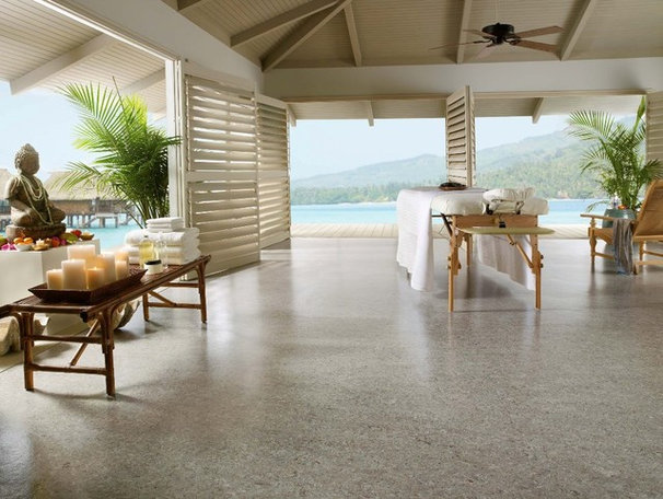 Tropical Flooring by Paul Anater