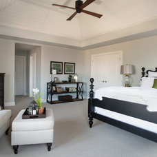 Traditional Bedroom by Kristin Petro Interiors, Inc.