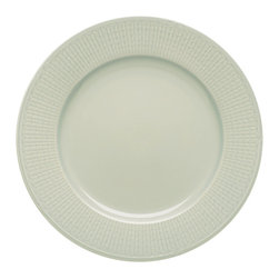 "iittala Swedish Grace Salad Plate 8.5"" Meadow - A design classic in six colours. This tableware still evokes the same emotions as when it was unveiled at the Stockholm Exhibition in 1930. Louise Adelborg succeeded in conveying the sensation of ears of wheat swaying in the summer breeze."