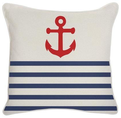 Traditional Outdoor Pillows by Bobby Berk Home