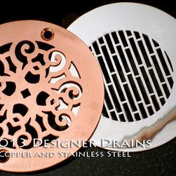Designer Drains Collection - Designer Drains / Panagiotis Papadatos