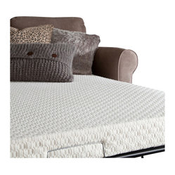 PlushBeds - PlushBeds Memory Foam Sofa Bed Mattress - Imagine a sofa bed mattress that perfectly molds to fit your shape and sleeping style. The memory foam relieves pressure and facilitates comfort and support that will change your slumber for the better, often unheard of in pullout couches!