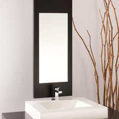 modern bathroom mirrors by WETSTYLE