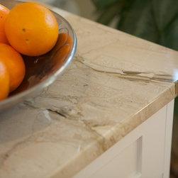 Marble Kitchen - Marble Kitchen Countertops