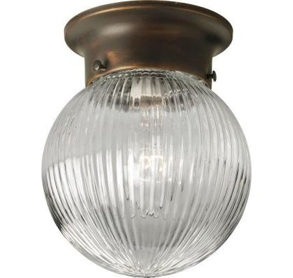 Traditional Flush-mount Ceiling Lighting by Home Depot