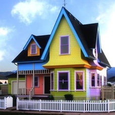 House of the Day: Builders Really Nail Pixar's 'Up' Home | AOL Real Estate