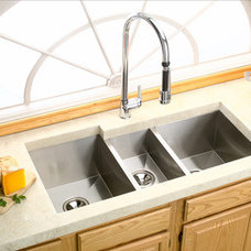 modern kitchen sinks by Quality Bath