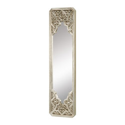 Sterling - Sterling 6050379 Gothic In Antique Silver Leaf - Sterling 6050379 Gothic In Antique Silver Leaf