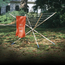 Modern Clotheslines by Theo