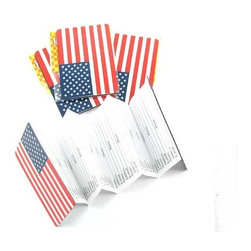Belle Fashion - Amazing Twelve Piece Set of United States Flag Magnetic Address Books - This gorgeous Amazing Twelve Piece Set of United States Flag Magnetic Address Books has the finest details and highest quality you will find anywhere! Amazing Twelve Piece Set of United States Flag Magnetic Address Books is truly remarkable.