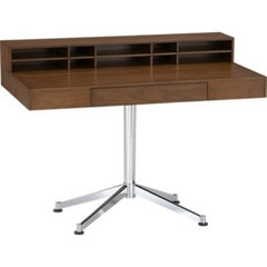 modern desks by Crate&Barrel