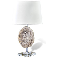 eclectic table lamps by Amazon