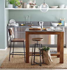 modern kitchen islands and kitchen carts by West Elm