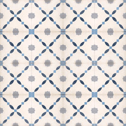 X Cement Tile - BY AMETHYST ARTISAN
