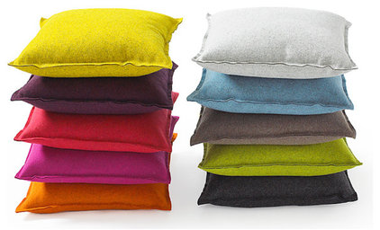 modern pillows by Fluf
